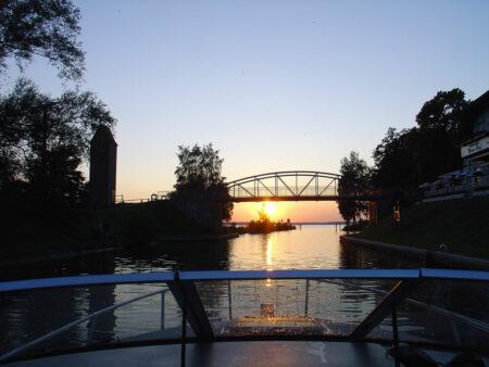 Campingplatz-Leisten Seebrücke